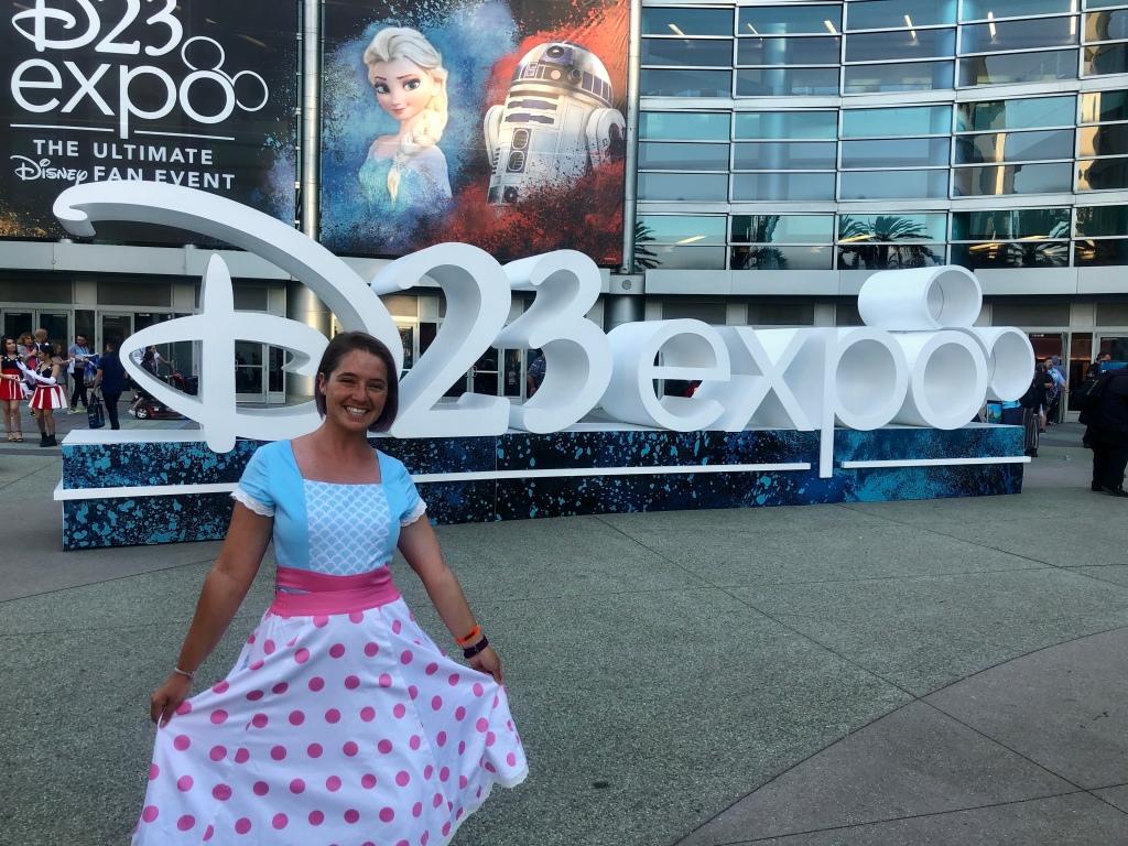 Disney's D23 expo